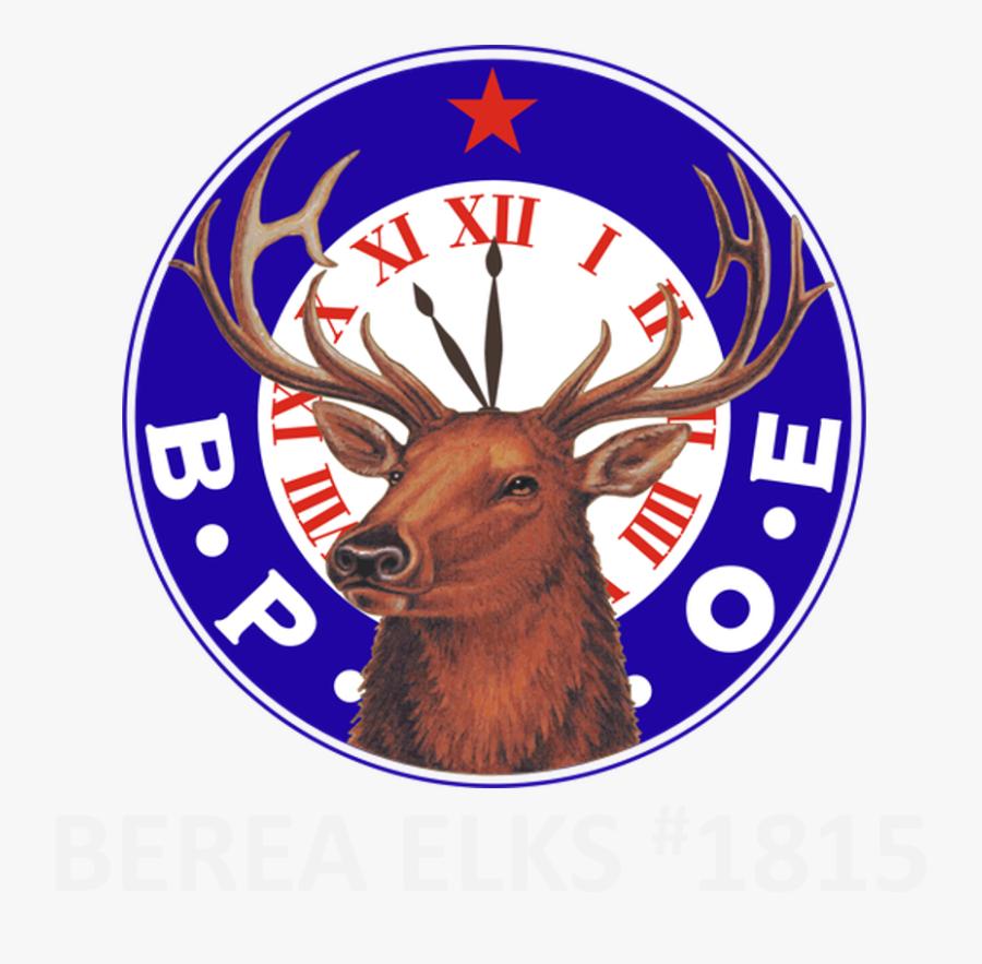 Dart Leagues Berea Elks - Elks Lodge Png, Transparent Clipart