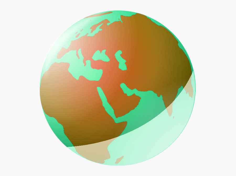 Enabler - Clipart - Earth, Transparent Clipart