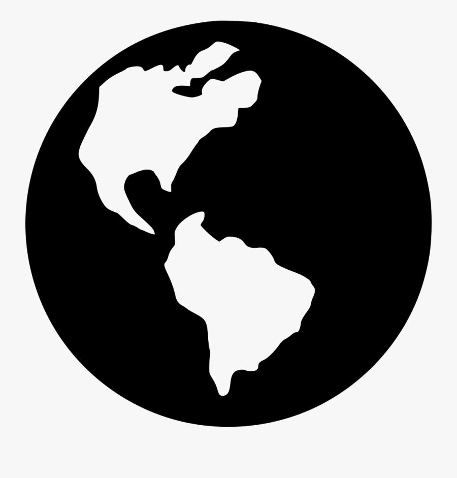 Earth World Globe Internet - Care Planet Icon, Transparent Clipart