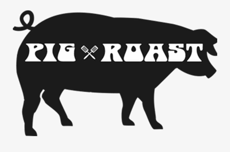 Pig Roast Png - Clipart Hog Roast, Transparent Clipart