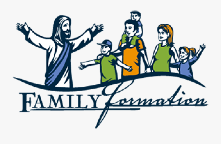 Family Formation Logo, Transparent Clipart