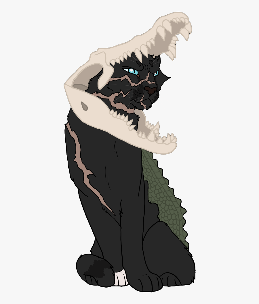 Image - Evil Bloodclan Warrior Cats, Transparent Clipart