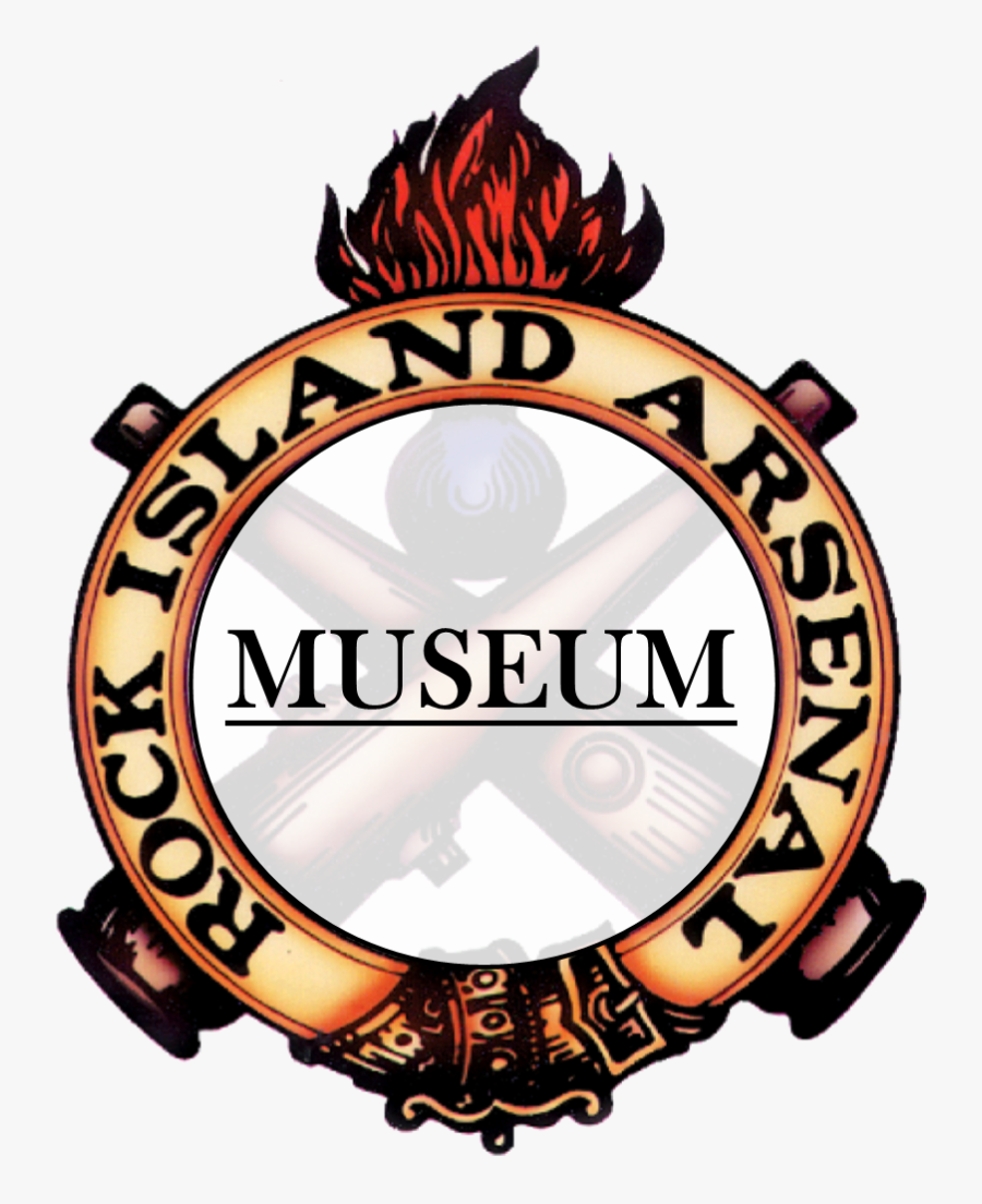 Rock Island Arsenal Museum Logo - Rock Island Arsenal, Transparent Clipart