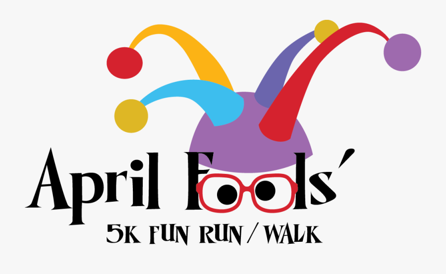 The 8th Annual Osi/miron April Fools 5k Fun Run/walk - April Fools Events, Transparent Clipart
