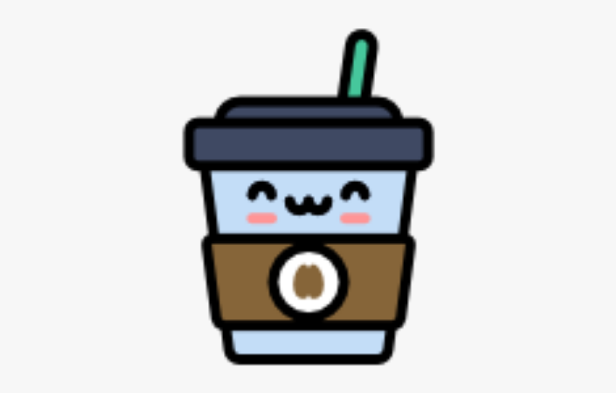#coffe #cute #food #drink #kawaii - Cute Food Kawaii Drinks, Transparent Clipart