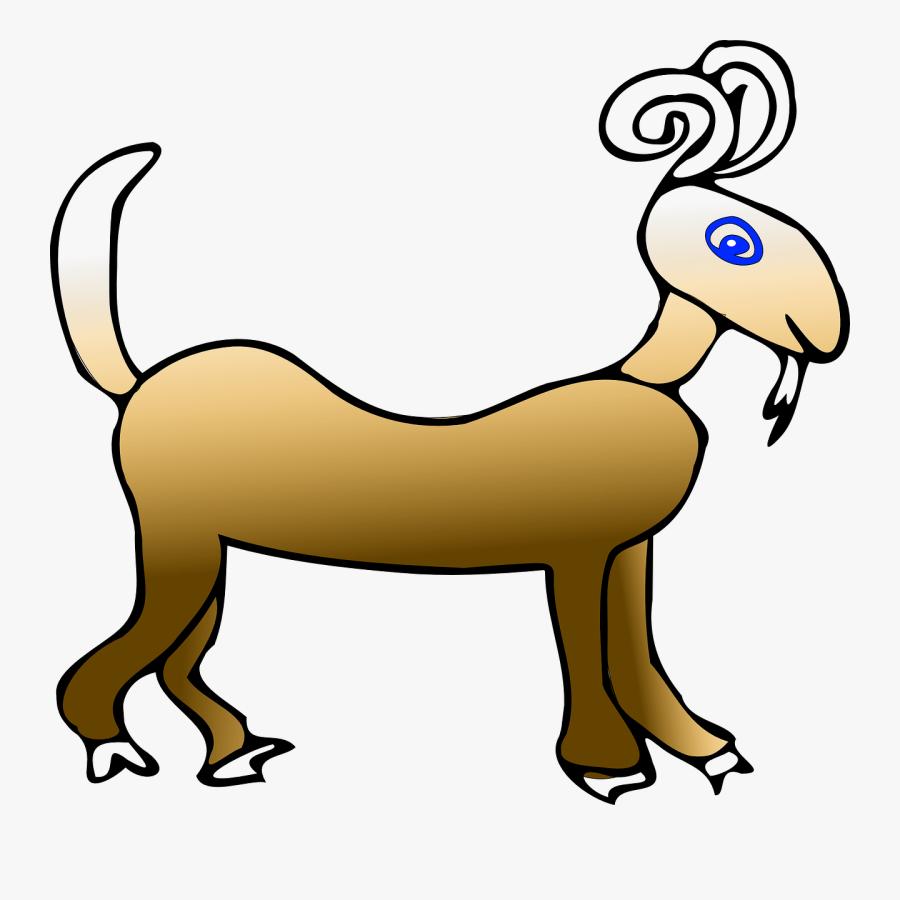 Ram Cartoon Animal Clipart , Png Download - Ram Png Animal Cartoon, Transparent Clipart