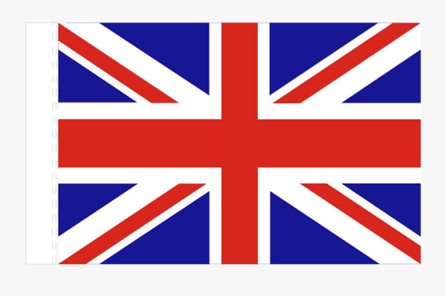 Flag Of England Flag Of The United Kingdom Flag Of - Union Jack Uk Flag, Transparent Clipart