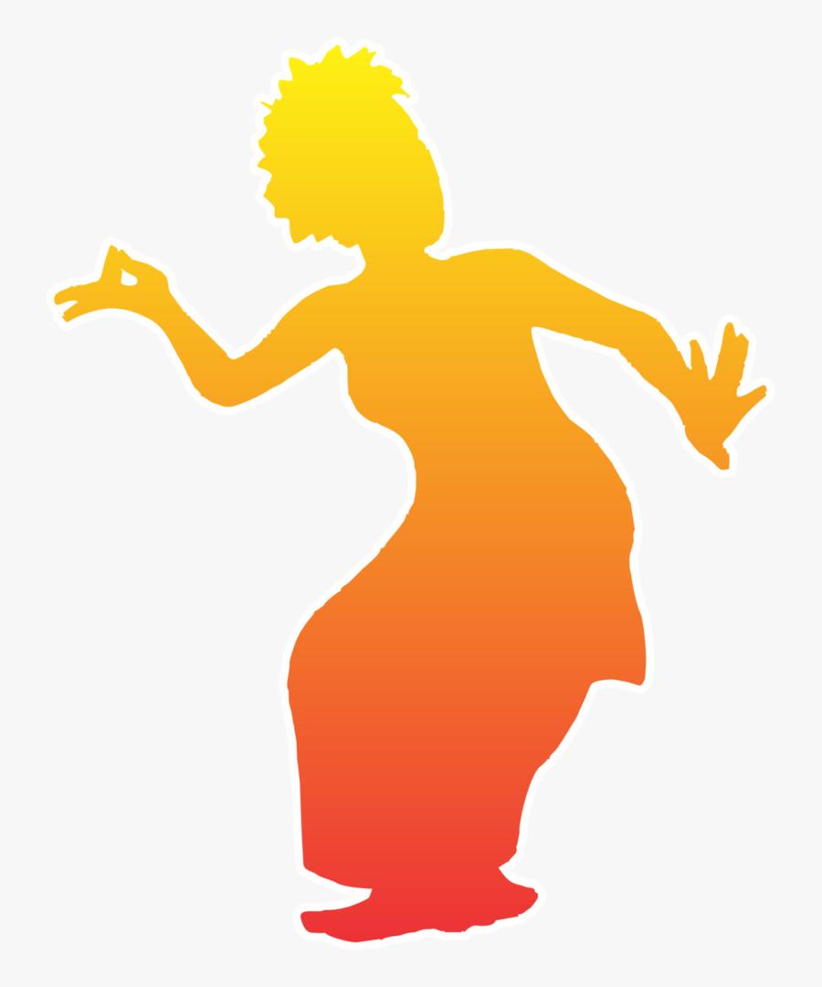 Child Dancer Silhouette
