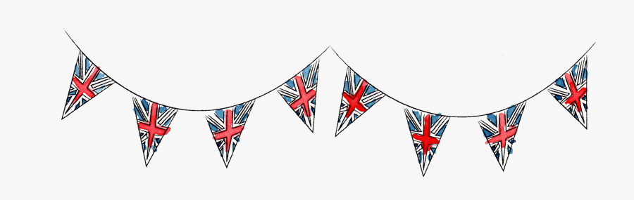 East Of England Agricultural Society - Union Jack Bunting Png, Transparent Clipart