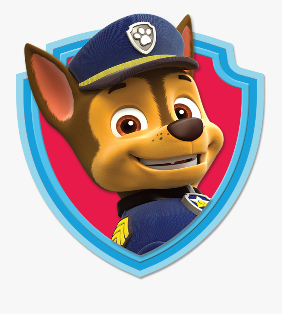 Paw Patrol Chase Png, Transparent Clipart