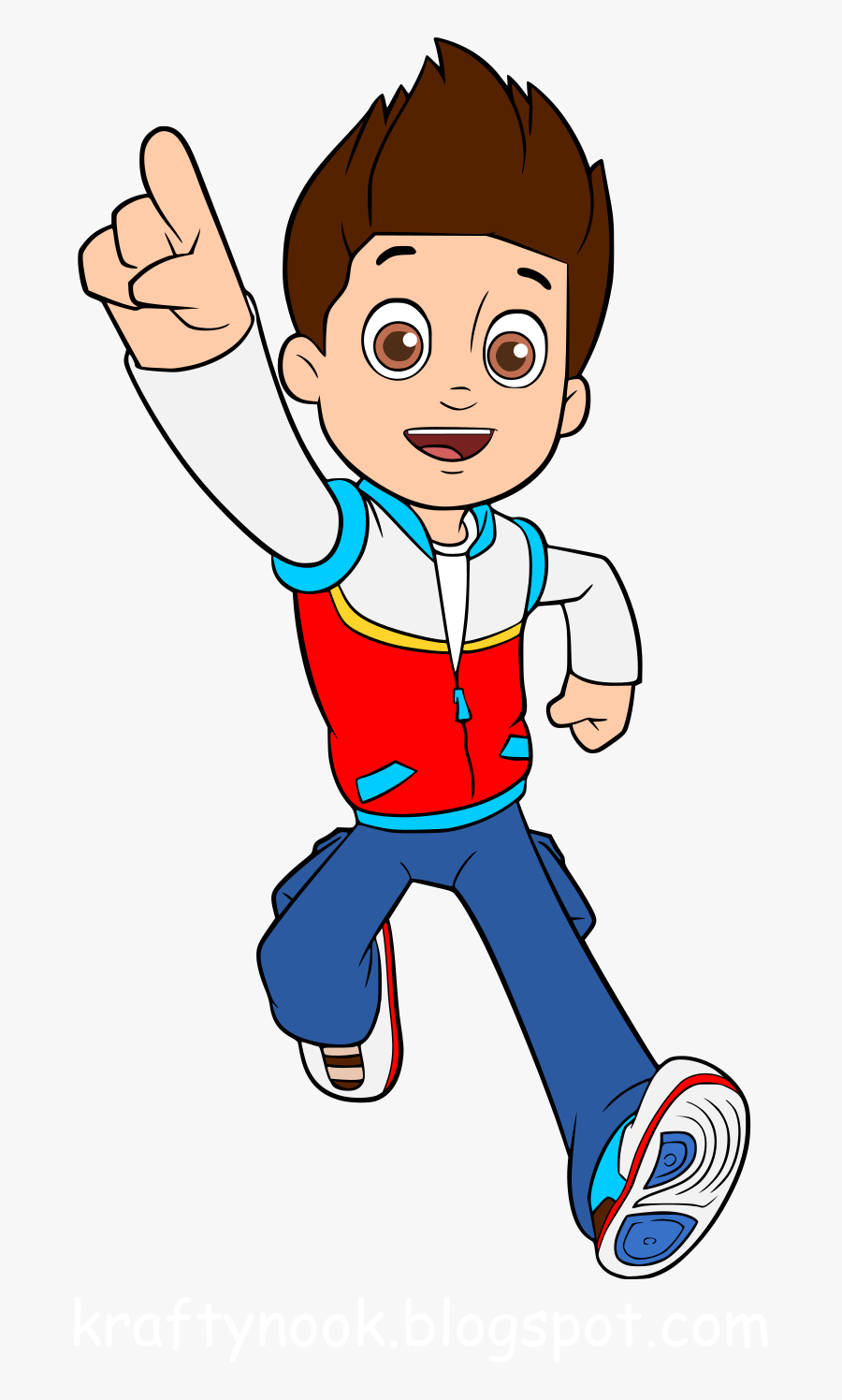 Movies, Personal Use, Paw Patrol Ryder - Ryder Paw Patrol Drawing, Transparent Clipart