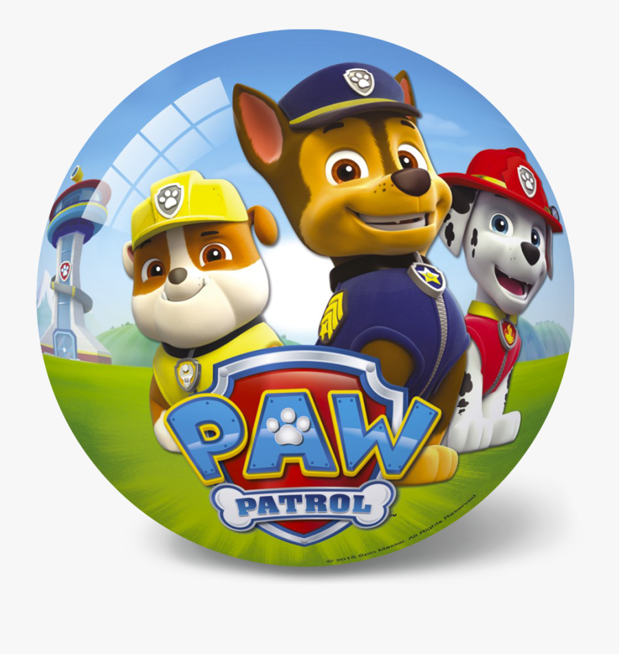 Paw Patrol - Rubble Marshall Paw Patrol Png, Transparent Clipart