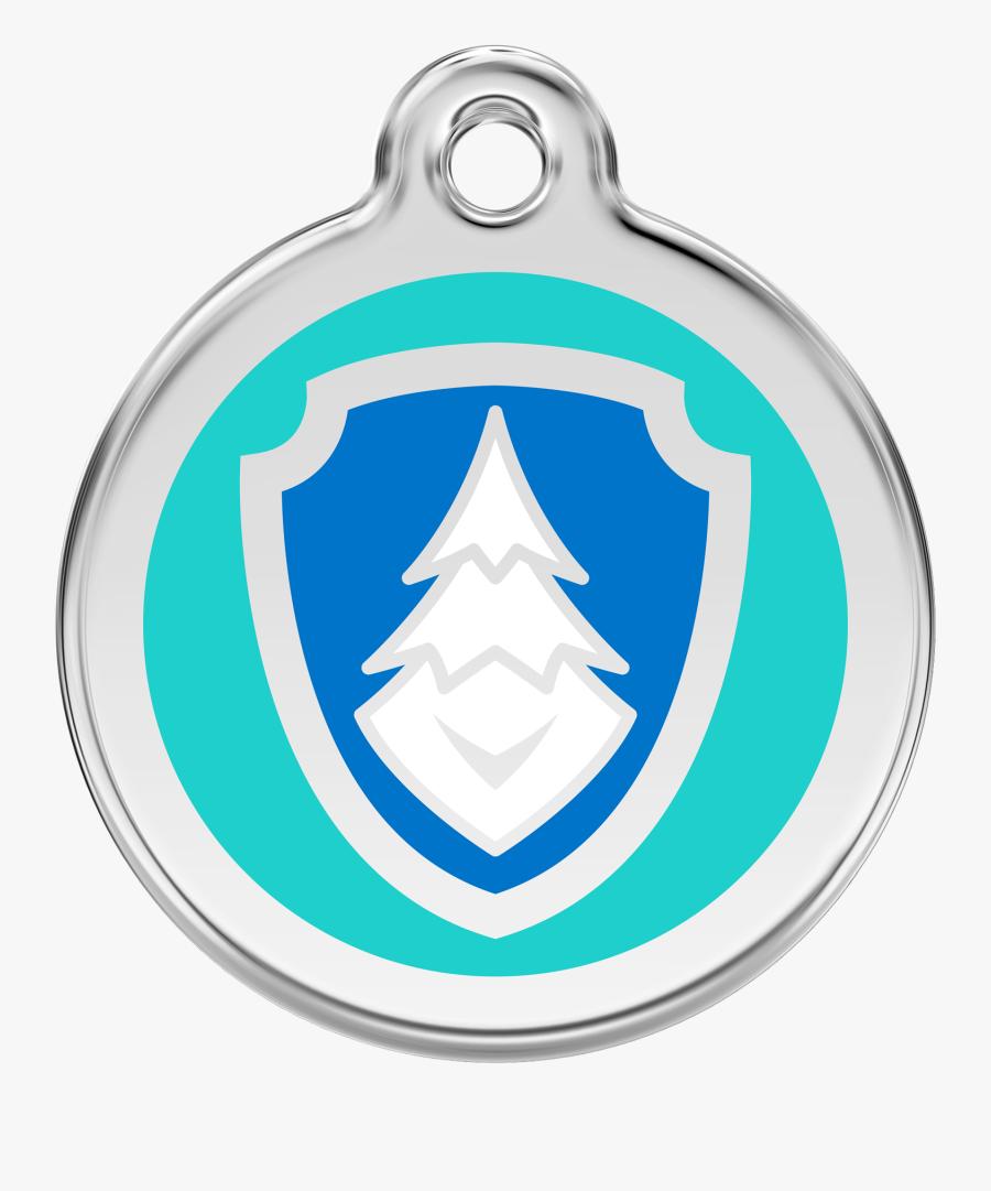 Paw Patrol Everest Logo - Logo Everest Paw Patrol, Transparent Clipart