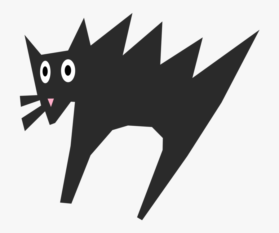 Transparent Pete The Cat Clipart - Cat, Transparent Clipart