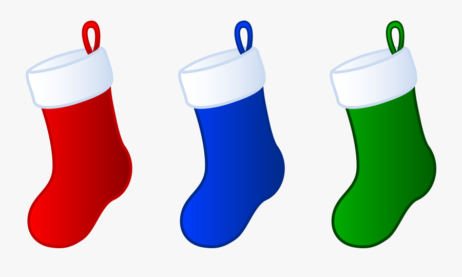 Holiday Gift Guide For Adventure Tykes - Clipart Images Of Christmas Stockings, Transparent Clipart