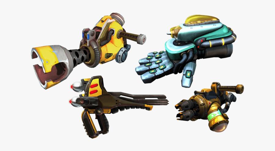 Ratchet & Clank Future - Ratchet And Clank A Crack, Transparent Clipart