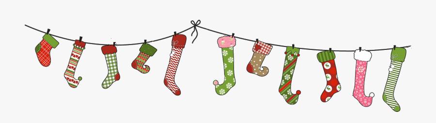 Random Things Through My - Crazy Socks Clip Art, Transparent Clipart