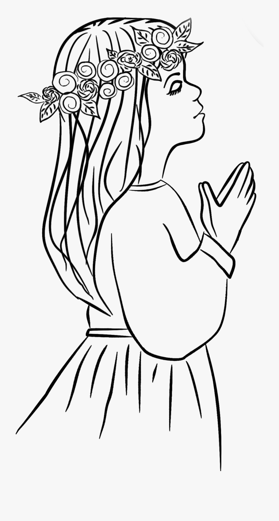 First Holy Communion Drawings, Transparent Clipart
