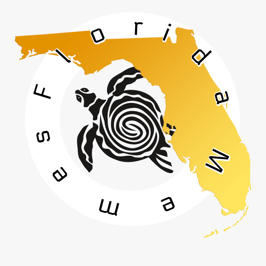 Florida Clipart , Png Download - Florida State Map, Transparent Clipart