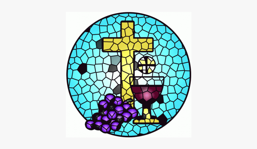 Communion Cross - First Holy Communion Clip Art, Transparent Clipart