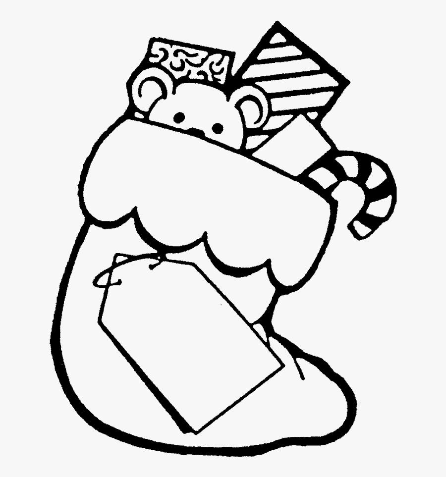 Christmas Stocking Drawing At Getdrawings - Christmas Stocking Drawings Png, Transparent Clipart