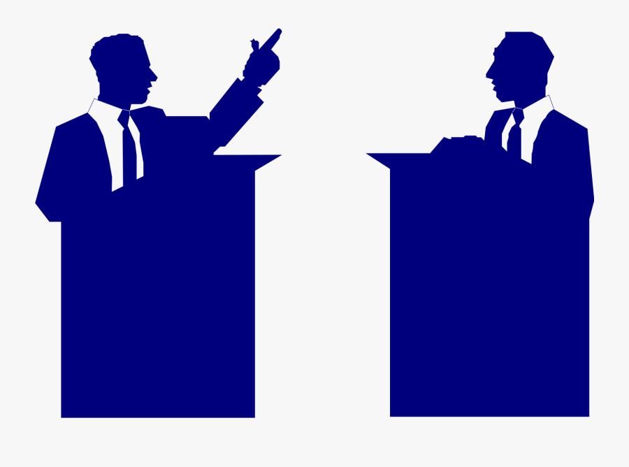 Hosting A Campus Debate - Debate Team, Transparent Clipart