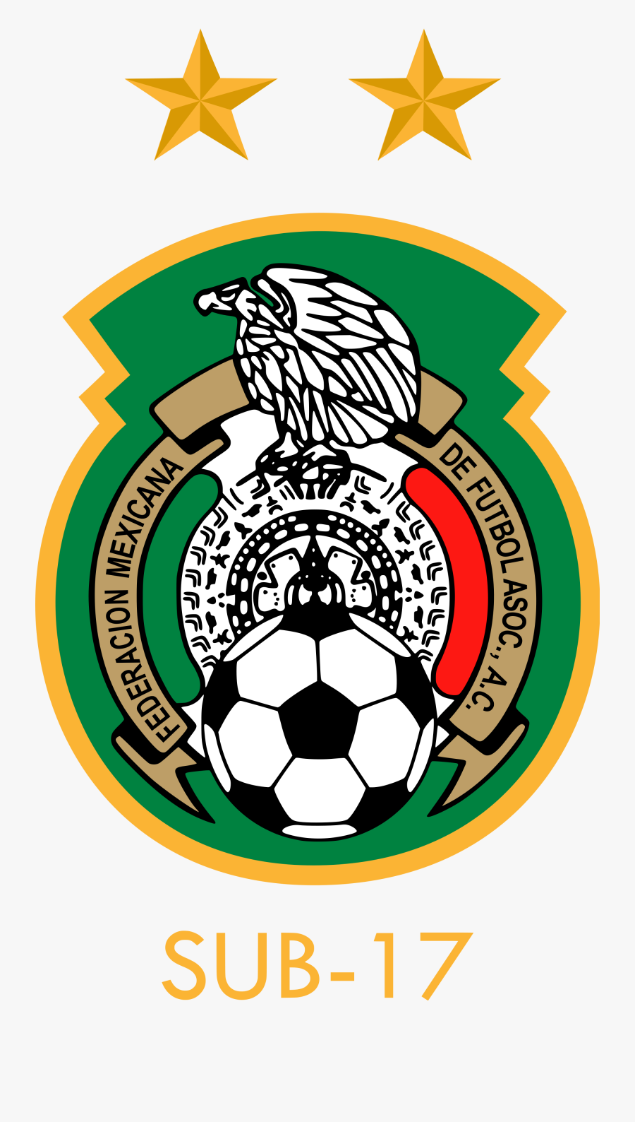Clip Art Mexico Soccer Team Logos - Logo Dream League Soccer 2018 Mexico, Transparent Clipart