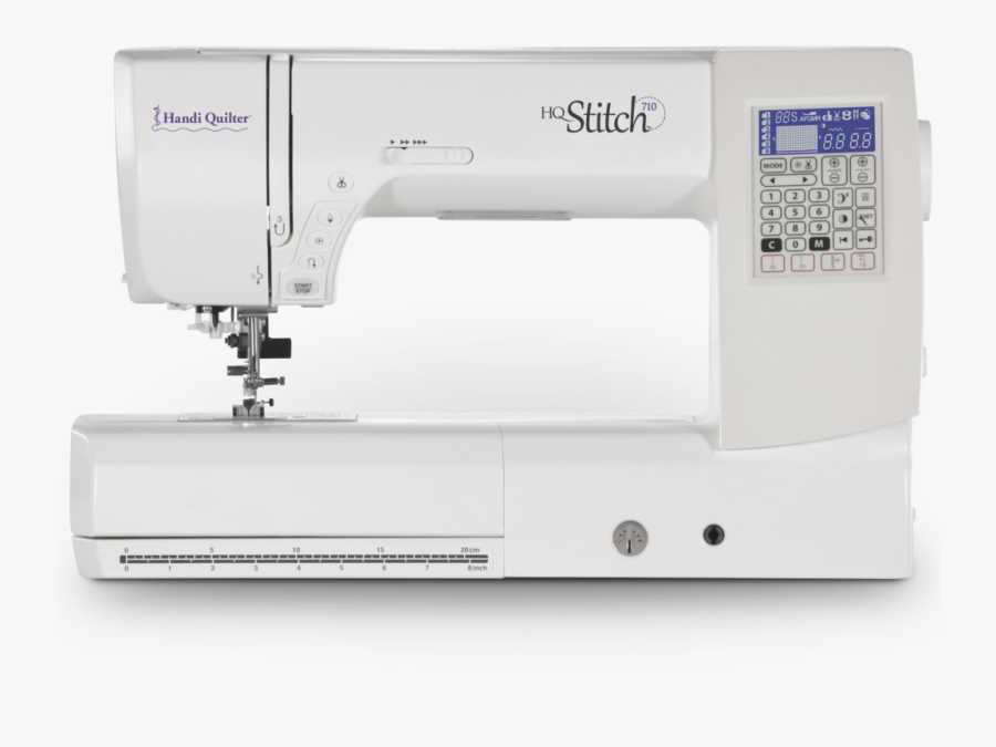 The Scarlet Thread Quilt - Quilting Sewing Machines Handi Quilter, Transparent Clipart