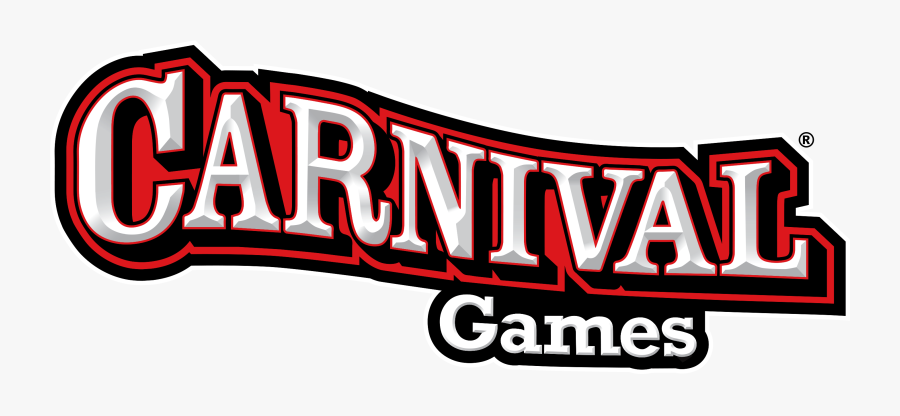Carnival Games , Png - Carnival Games Logo Png, Transparent Clipart
