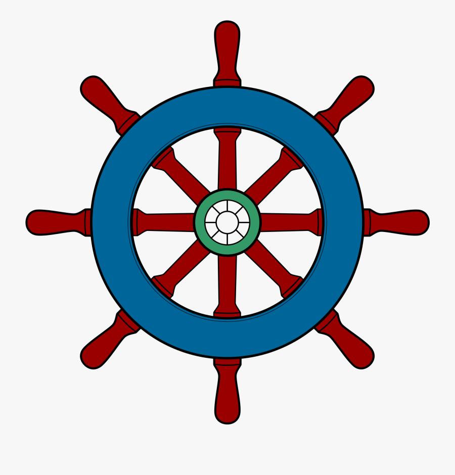 Ship Wheel Clipart Ship Steering Wheel Clipartfest - Ship Steering Wheel Clipart, Transparent Clipart