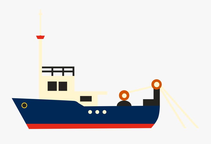 Cargo Ship Clipart Best On - Cargo Ship Cartoon Png, Transparent Clipart