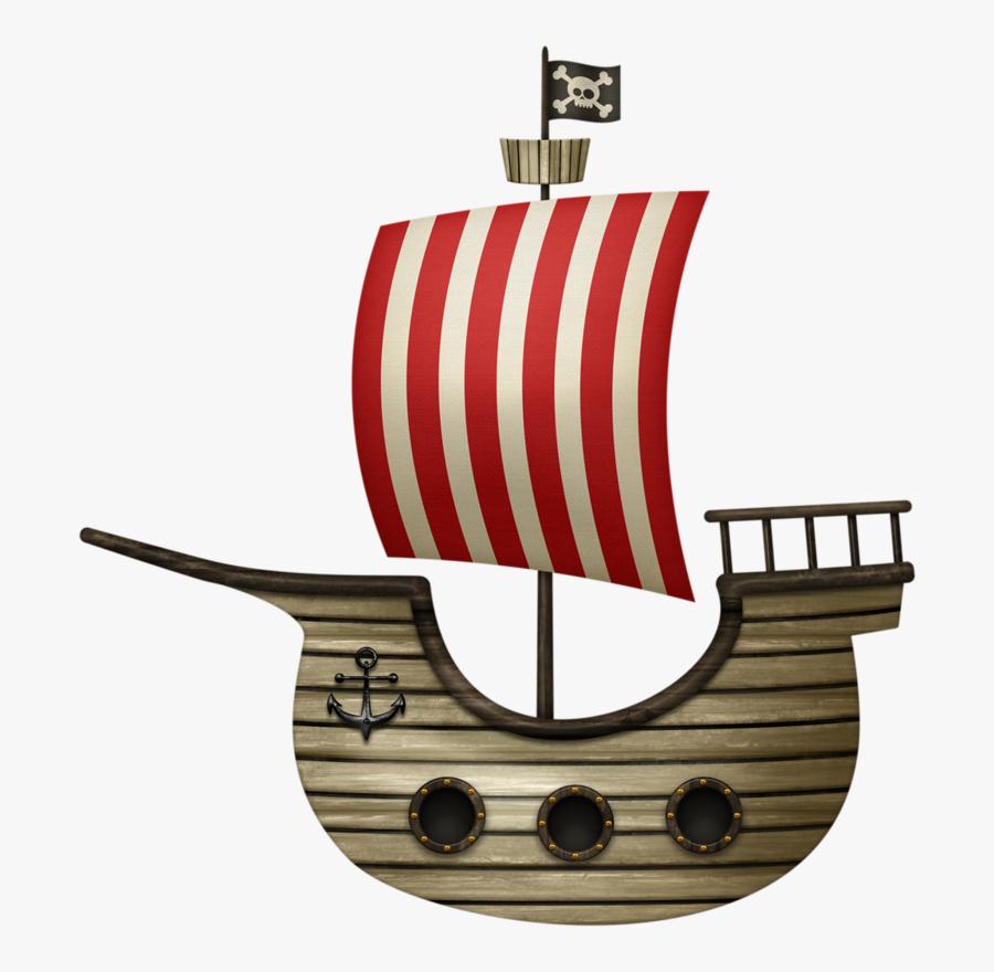 Pirate Ship Free Clipart, Transparent Clipart