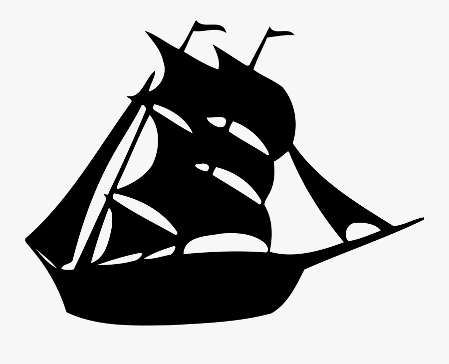 Ship Silhouette Icons Png - Ship Silhouette Png, Transparent Clipart