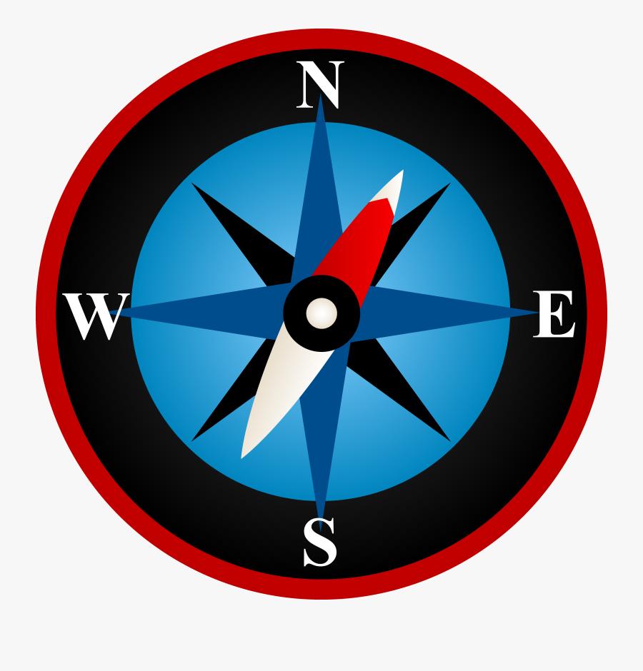 Compass Clipart Png, Transparent Clipart