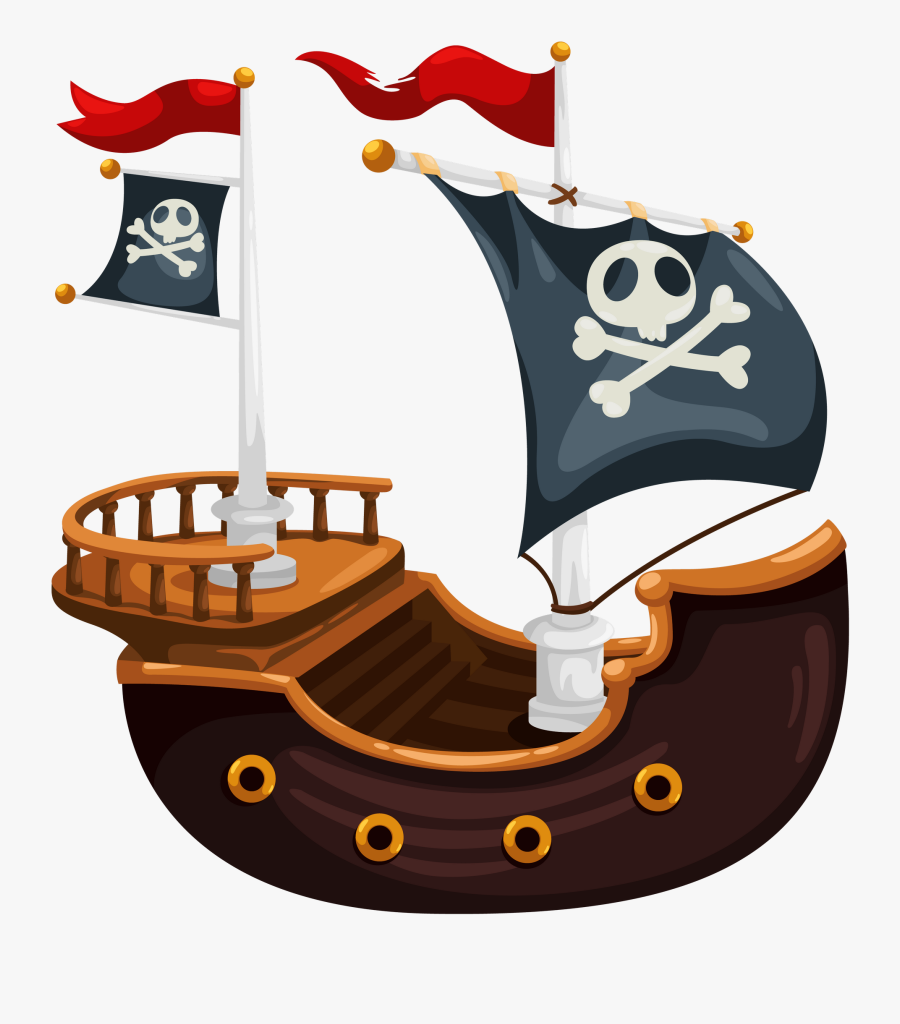 Png Planners Dolls - Pirate Ship Slot Png, Transparent Clipart