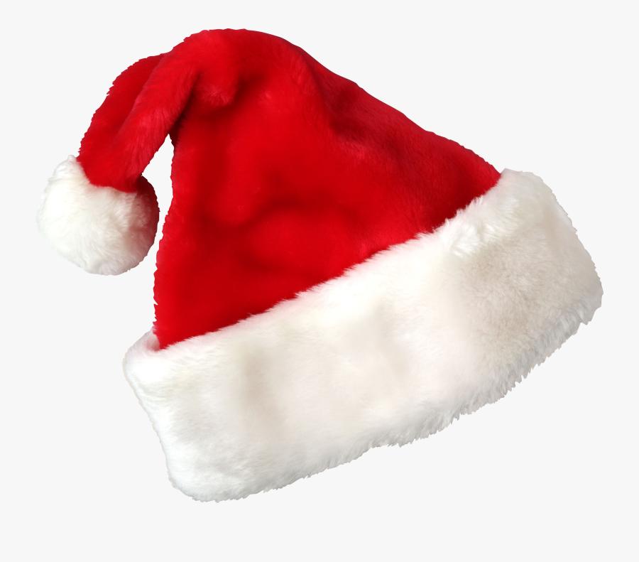 Santa Hat Clip Art - Santa Claus Cap Png, Transparent Clipart
