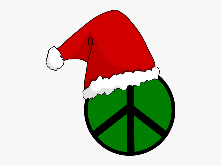 Santa Claus Cap Clipart, Transparent Clipart