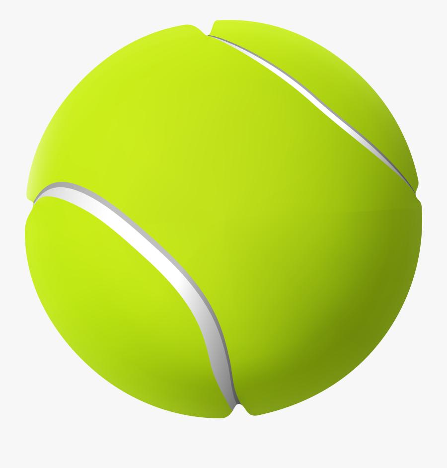 Tennis Ball Png Clip Art - Tennis Ball Png Clipart, Transparent Clipart