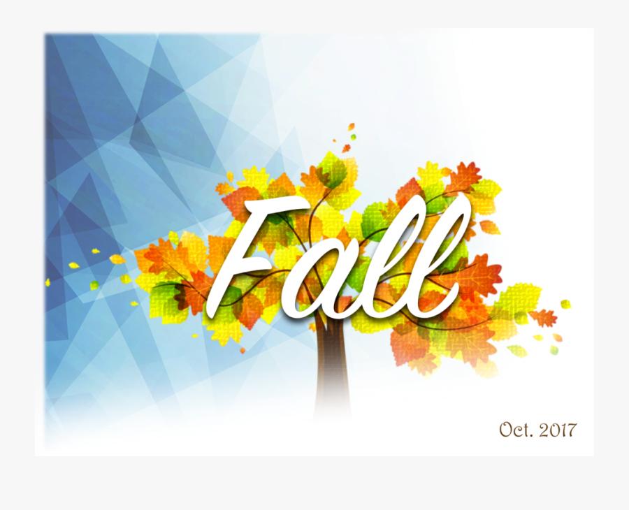Tree Autumn Clip Art - Graphic Design, Transparent Clipart