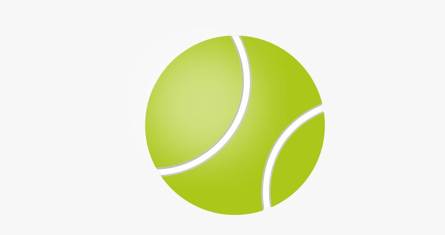 Tennis Ball Picture - Tennis Ball Clipart Transparent Background, Transparent Clipart