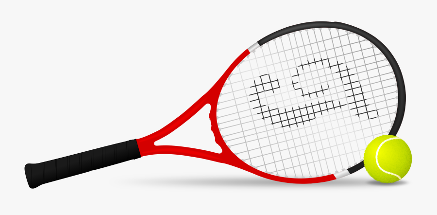Clipart - Clipart Transparent Background Tennis, Transparent Clipart