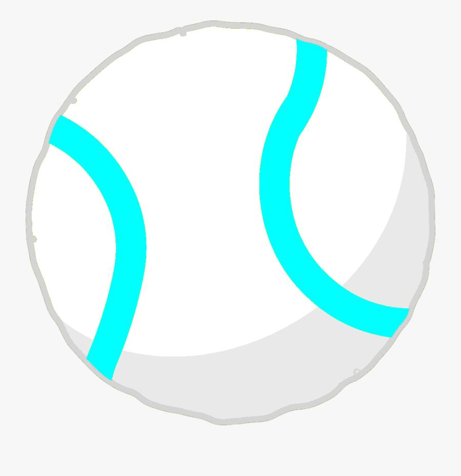 Tennis Ball Clipart Bfb - Tennis Ball Bfb Body, Transparent Clipart