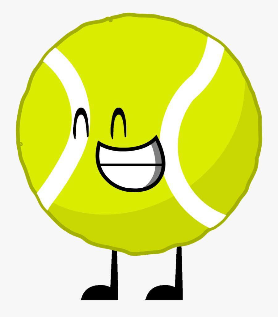 Image Ball Png - Battle For Dream Island Tennis Ball, Transparent Clipart