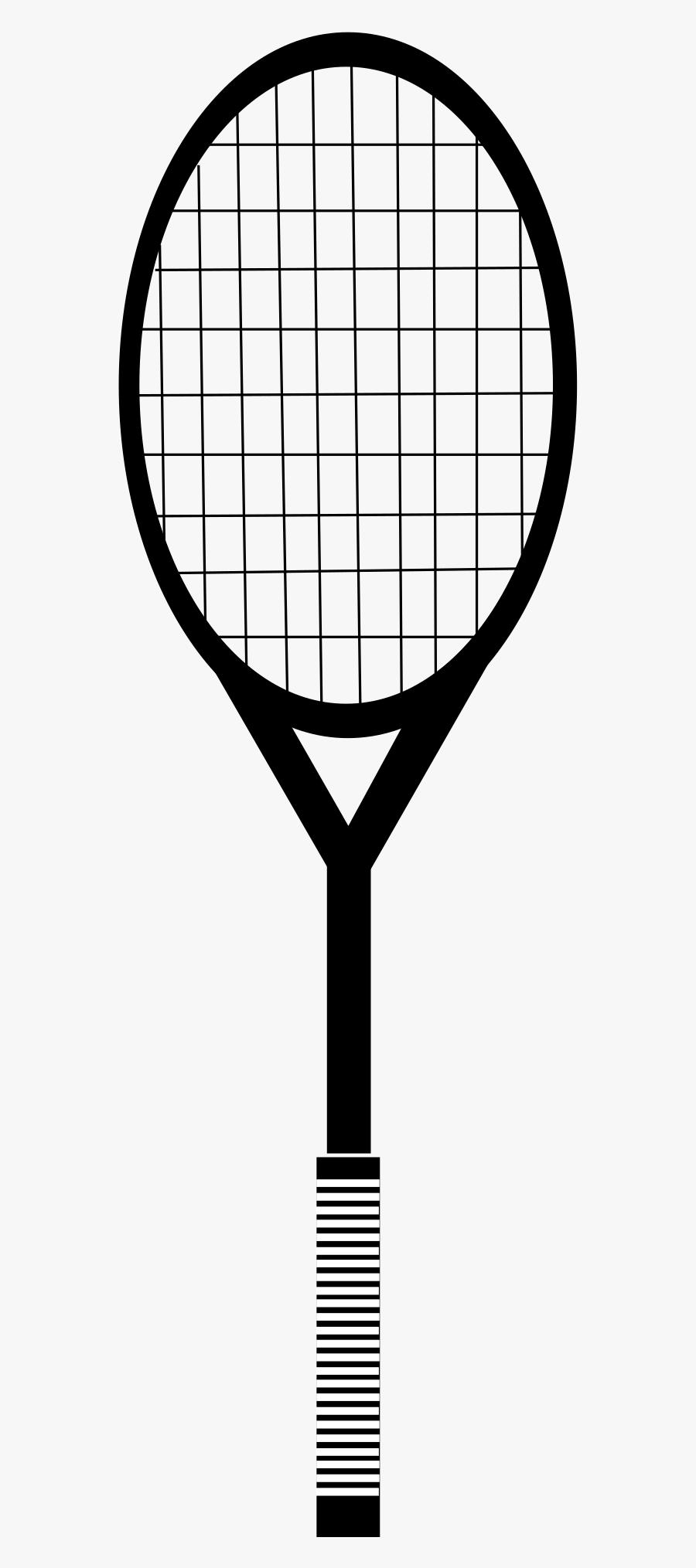 Tennis Racquet Clipart - Small Pics Of Tennis Rackets, Transparent Clipart
