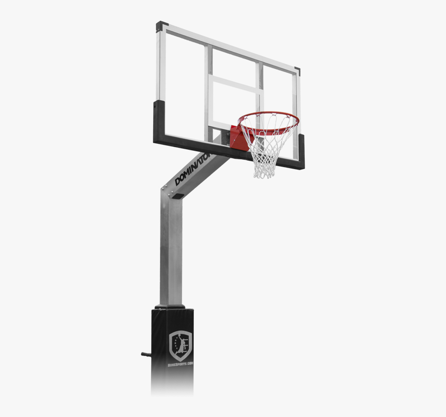 Dominator Hoop 60xl - Nba Basketball Net Png, Transparent Clipart