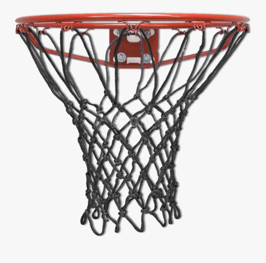 Transparent Basketball Hoop Clipart Png - Basketball Net, Transparent Clipart