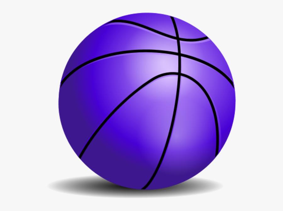 Basketball Clipart Net - Pink Basketball Transparent Background, Transparent Clipart