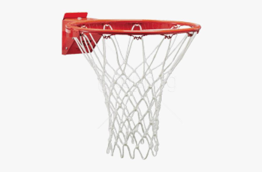 Nba Hoop Image With - Basketball Hoop Transparent Png, Transparent Clipart