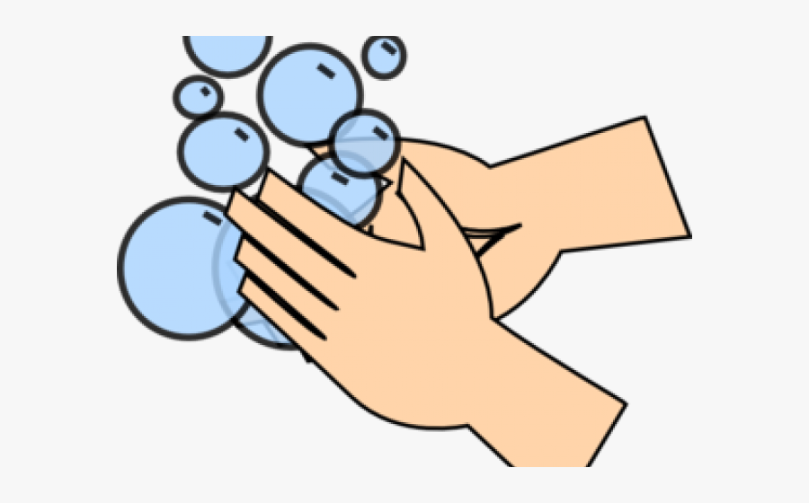 Transparent Washing Hands Png - Hands Washing Clipart Png, Transparent Clipart