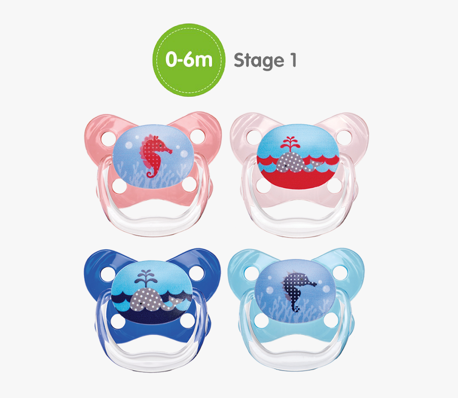 "Brown""s Prevent Butterfly Orthodontic Pacifiers,stage - Dr Brown's Prevent Butterfly Pacifiers Stage 1 0 6m, Transparent Clipart"
